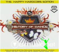 History Of Dance 05 -The Happy Hardcore Edition Top 100 -4CD-2006