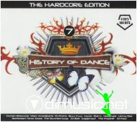 History Of Dance 07 -The Hardcore Edition Top 100 -4CD-2006