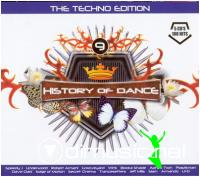 History Of Dance 09 -The Techno Edition Top 100 -5CD-2007