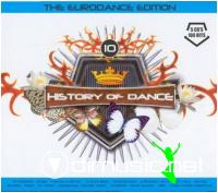 History Of Dance 10 -The Eurodance Edition Top 100 -5CD-2007