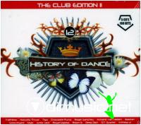 History Of Dance 12 -The Club Edition Top 100 Part 2 -5CD-2007