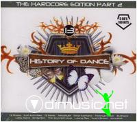 History Of Dance 13 -The Hardcore Edition Top 100 Part 2 -5CD-2007