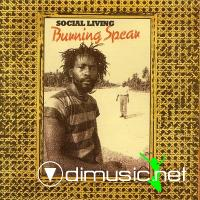 Burning Spear - Social Living - 1978