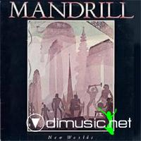 Mandrill - New Worlds (Vinyl, LP, Album) (1978)