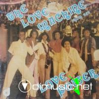 The Love Machine - Love Power (Vinyl, LP, Album)
