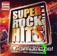 VA - Super Rock Hits 2CD-2009