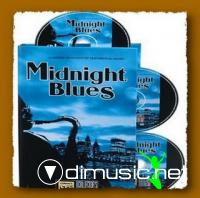 VA - Midnight Blues 4 CD's Box