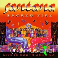 Santana - Sacred Fire: Santana Live in South America [LIVE] (1993)