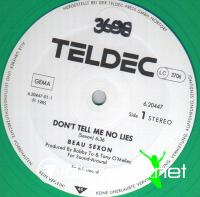 Beau Sexon - Don't Tell Me No Lies