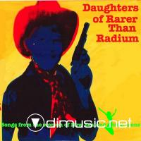 Various Artists - Daughters of Rarer Than Radium