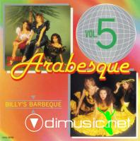 Arabesque -  Billy's Barbeque (1996)