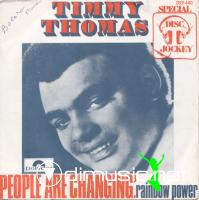 Timmy Thomas - Why Can't We Live Together - The Best Of The TK Years 1972-81