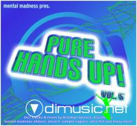 Mental Madness Presents Pure Handsup vol 5 -WEB-2009