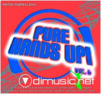 Mental Madness Presents Pure Handsup vol 6 -WEB-2009