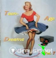 Teen-Age Dreams Vol. 7 (Teenie Weenie Records)