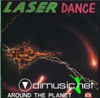 LASERDANCE - Around The Planet (1989)