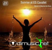 Sunrise At ES Cavallet (Ibiza), Compiled By Sin Plomo (2009)