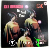 Kay Robinson - We Need Time (1970)
