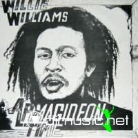Willie Williams - Armagideon Time (Studio One LP)