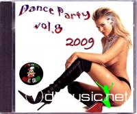 Dance Party 2009 vol.8