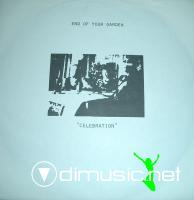 End Of Your Garden - Celebration - Vinly 7'' - 1981