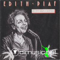 Edith Piaf - At the Paris Olympia (1982)