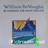 William DeVaughn - Be Thankful For What You Got 1974