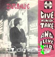 Brian - Give and take b/w/ and i love her
