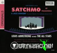 Louis Armstrong and The All Stars - Satchmo At Pasadena (Remastered) 2009