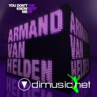 Armand van Helden - You dont know me The Best Of