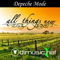 Depeche Mode - All Things New (2008)