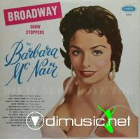 BARBARA MCNAIR / Broadway Showstoppers (1959)