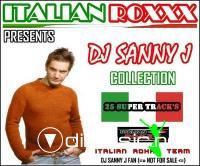 Italian Roxxx Presents Dj Sanny J. Collection