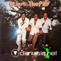 The Pips - At Last... The Pips (Vinyl, LP, Album) 1977