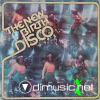 New Birth - The New Birth Disco (Vinyl, LP)