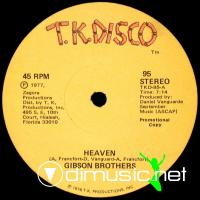 Gibson Brothers - Heaven (Vinyl, LP, Album) 1978