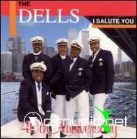 THE DELLS  - I SALUTE YOU