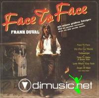 Frank Duval - Face To Face (1982)