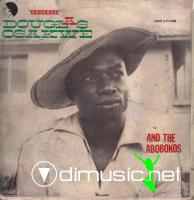 DOUGLAS OSAKWE AND THE ABOBOKOS - UKHUKHUE (EMI RECORDS, NEMI (LP) 0405, 197?)