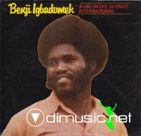 BENJI IGBADUMHE AND HIS OKEKE SOUNDS INTERNATIONAL - BENJI IGBADUMHE AND HIS OKEKE SOUNDS INTERNATIONAL (SUPREMEDISK, SDP 049, 1984)