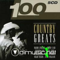 VA - 100 Tracks Country Classics Vol.1 (2009)