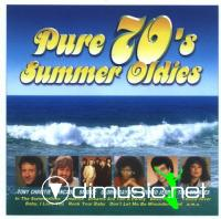 VA - Pure 70's Summer Oldies