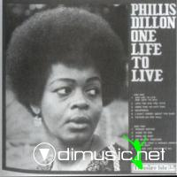 Phyllis Dillon - One Life To Live (1972)