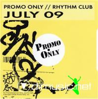 VA - Promo Only Rhythm Club July 2009