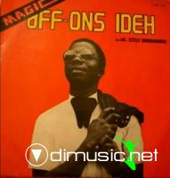 Off-Ons Ideh Feat Cecily Omohinmin - Magic - (1985)