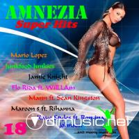 AMNEZIA SUPER HITS vol. 18 (2008)