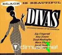 VA - Black Is Beautiful - Divas (2009)