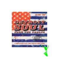 NORTHERN GOLDMINE SOUL - Detroit Soul from the Vaults Vol 2