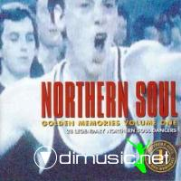 Northern Soul Golden Memories Volume one