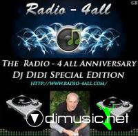 4all Anniversary - Dj Didi Special Edition